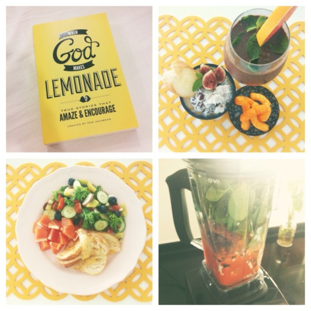 When God Makes Lemonade #100happydays | wander.kate